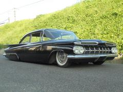 シボレービスケイン 1959モデル 2ドア エアサス スムージング