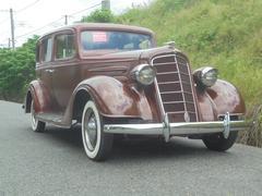 オールズモービル1934年式
