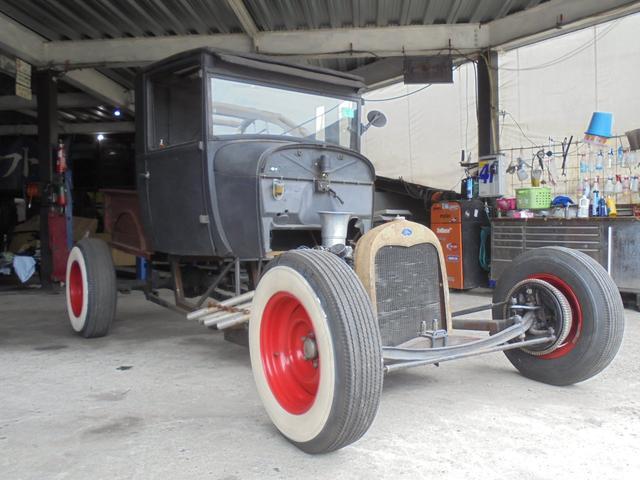 フォード 1919年 model T RATROD