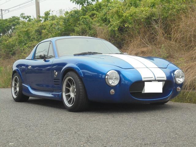 マツダ VS 6速MT ターボ  Cobra仕様 車高調 キーレス