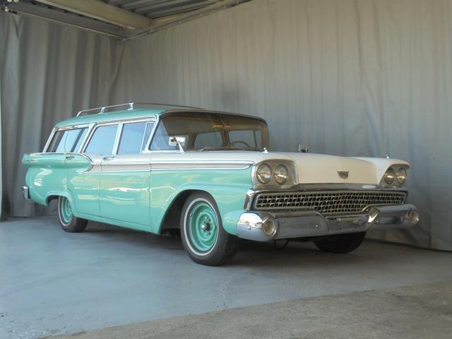フォード フォードその他  1959年 Country Sedan wagon