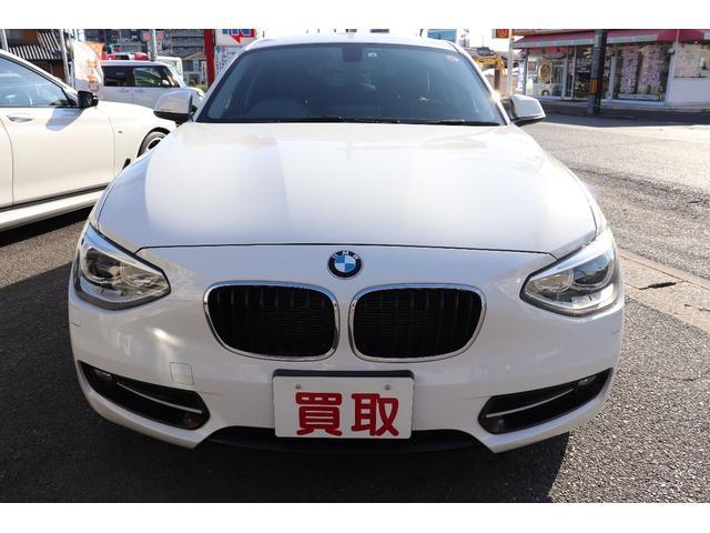 BMW 116iスポーツ ナビ ETC スマートキー2本 禁煙車