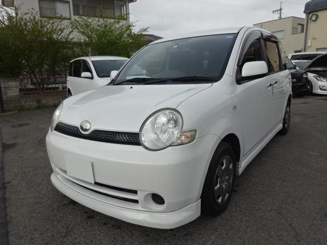 トヨタ X Sエディションワンセグナビ自動ドア