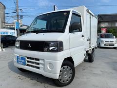 ミニキャブトラック冷蔵冷凍車 4WD 5MT エアコン パワステ