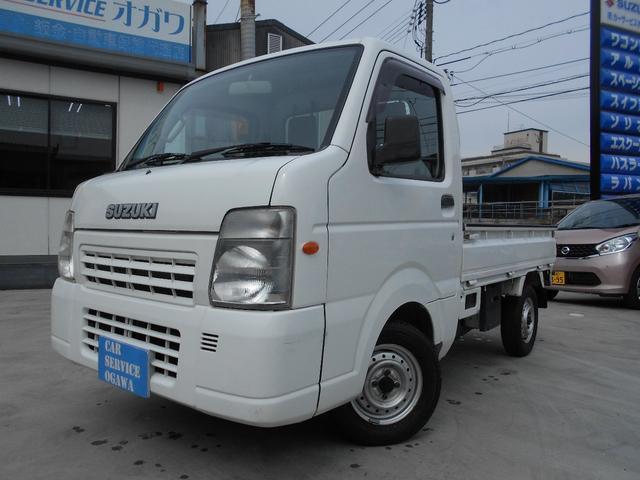 スズキ FC 4WD 5速マニュアル エアコン パワステ