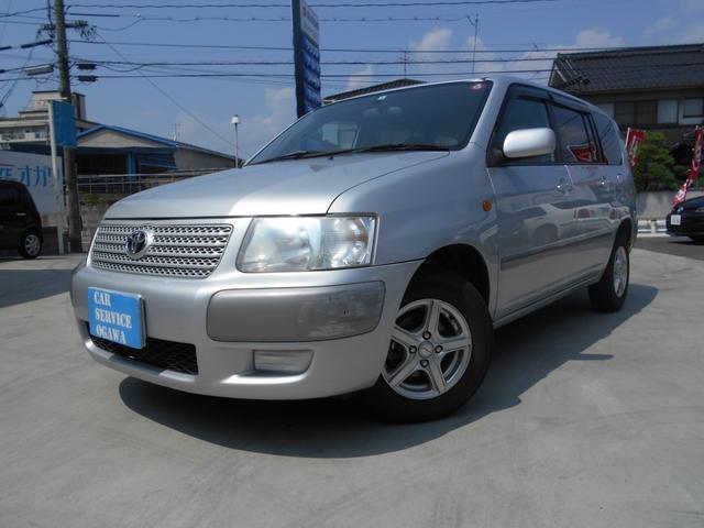 トヨタ サクシードバン UL Xパッケージ ワンオーナー
