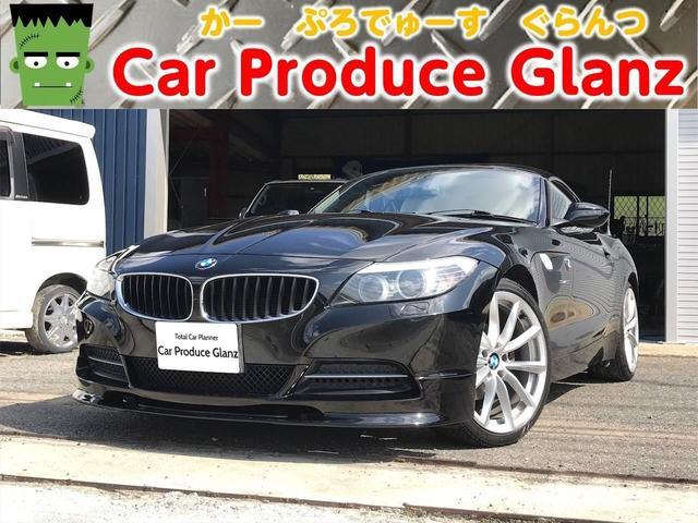BMW sDrive23i ハイラインパッケージ ナビ スマートキー オープンカー オートライト AW オーディオ付 スマートキー 2名乗り