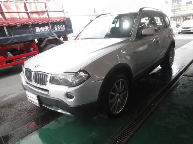 BMW 2.5si 純正ナビ 純正AW CD