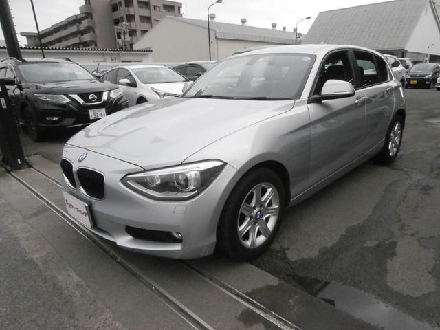 BMW 116i 純正HDDナビ バックカメラ ETC 純正AW