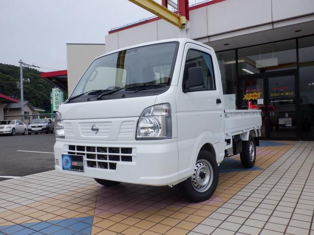 日産 DX エアコン・パワステ・セーフティーPKG