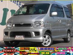 スパーキーX/タイミングチェーン式/禁煙車/7人乗/保証付/キーレス