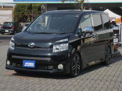 ヴォクシーZS 煌II 両側電動スライド 車高調 外マフラー