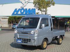 ハイゼットトラックジャンボ 4WD 5速 外アルミ