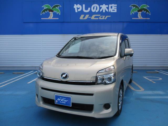 トヨタ X HID 3列シート キーレス