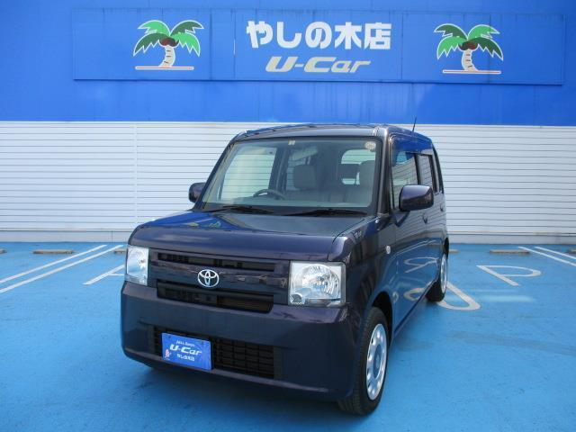 トヨタ X CD ベンチシート スマートキー 盗難防止システム