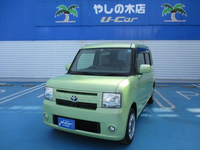 トヨタ X CD ETC ベンチシート スマートキー 記録簿