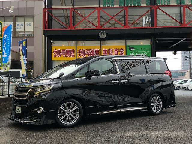 トヨタ 2.5S Aパッケージ タイプブラック ナビ フルセグTV