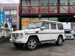 M・ベンツG350 ブルーテック ナビ AW ESC ABS WエアB