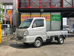キャリイトラックKX エアコン 5MT 軽トラック CD 2人乗り パワステ