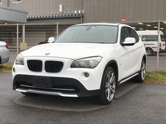 BMW X1sDrive 18i ナビ サンルーフ AW ワンオーナー