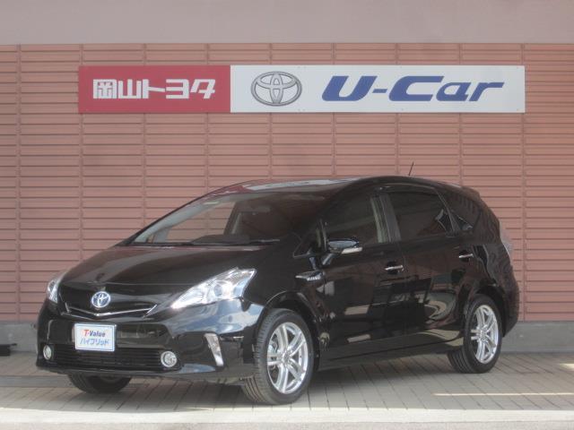 トヨタ S チューン ブラック メモリ-ナビ付き