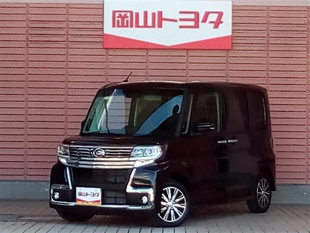 ダイハツ カスタムX トップエディションSAIII ・片側電動スライド