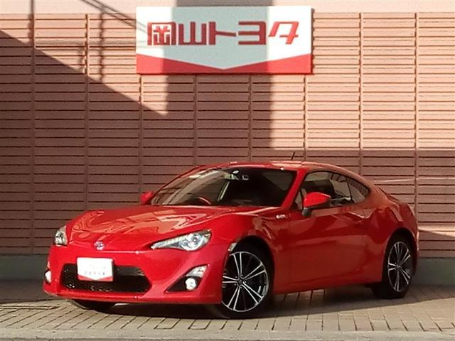 トヨタ GT HDDナビ・HIDヘッドランプ・スマートキー・純正アルミ・ワンオーナー車