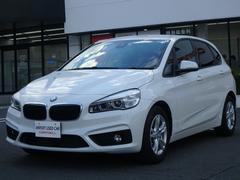 BMW218iアクティブツアラー インテリジェントセーフティ ナビ