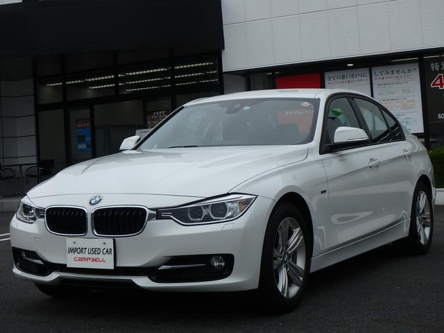 BMW 320i スポーツ ■2年間保証■6速マニュアル車■コンフォートアクセス■HDDナビ■リアパークディスタンス■バックカメラ■クルーズコントロール■スピードリミッター■キセノンライト■17インチアルミ■BTオーディオ