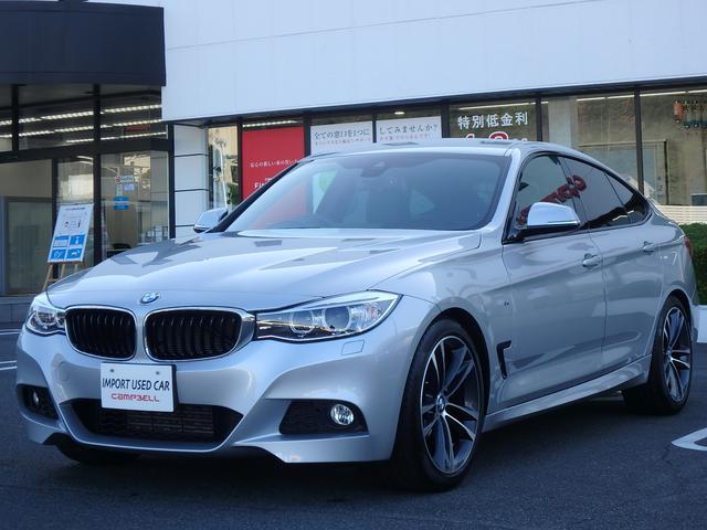 BMW 320iグランツーリスモ Mスポーツ ■2年間保証付■黒革■HDDナビ■コンフォートアクセス■オートマティックテールゲート■純正19インチアルミ■バックカメラ■リアパークディスタンス ■電動リアスポイラー■キセノンヘッドライト