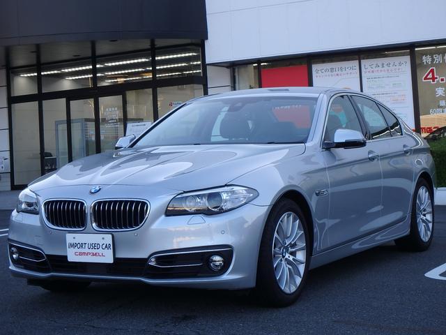 BMW 523iラグジュアリー ■2年間保証付■黒革電動シート■前後ドライブレコーダー■ACC■レーンサポート■コンフォートアクセス■衝突被害軽減■アクティブステアリング■BTオーディオ■DTV■キセノンヘッドライト