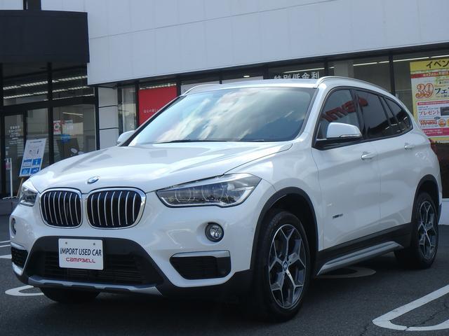 BMW sDrive 18i セーフティ HDDナビ ミュージックサーバー コンフォートアクセス 前後パークディスタンス 縦列駐車アシスト LEDヘッドライト 18インチアルミ BTオーディオ 電動テールゲート