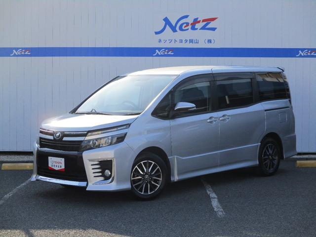 トヨタ ZS 煌 純正9インチナビ&バックモニター