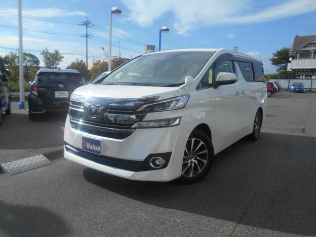 トヨタ 2.5V 両側電動スライドドア ワンオーナー ETC LED