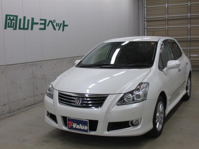 トヨタ G ワンオーナー HDDナビ Bカメラ 本革シート