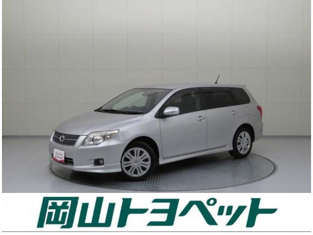 カローラフィールダー(トヨタ) 1.8S エアロツアラー 中古車画像