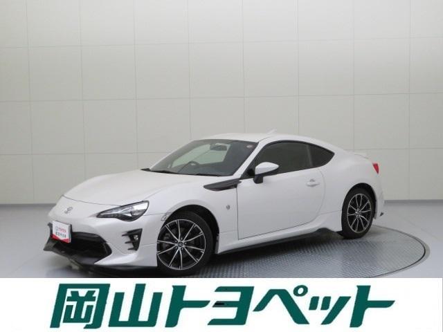 トヨタ GT ワンオーナー TRD エアロ マフラー Mナビ Dレコ