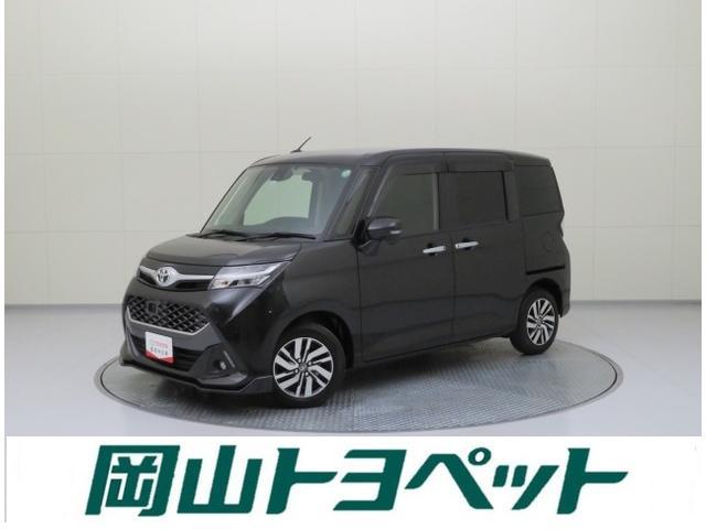 トヨタ タンク カスタムG S ワンオーナー