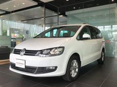 VW シャランTSI コンフォートL 認定中古車 予防安全機能 保証付