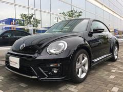 VW ザ・ビートルRライン 認定中古車 元試乗車 クールスターPKG 保証付