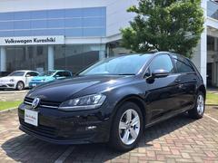 VW ゴルフTSIコンフォートラインデアエアステ 認定中古車 保証付