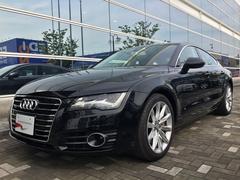 アウディ A7スポーツバック3.0Tクワトロ 認定中古車 Audi純正ドラレコ 保証付