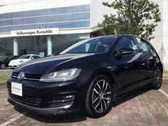 VW ゴルフTSIハイライン 認定中古車 DCC フルエアロ 保証付