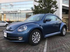VW ザ・ビートルデザイン 認定中古車 純正ナビ プッシュスタート Bカメラ