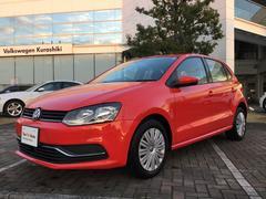 VW ポロコンフォートライン 認定中古車 純正ナビ Bカメラ 保証付