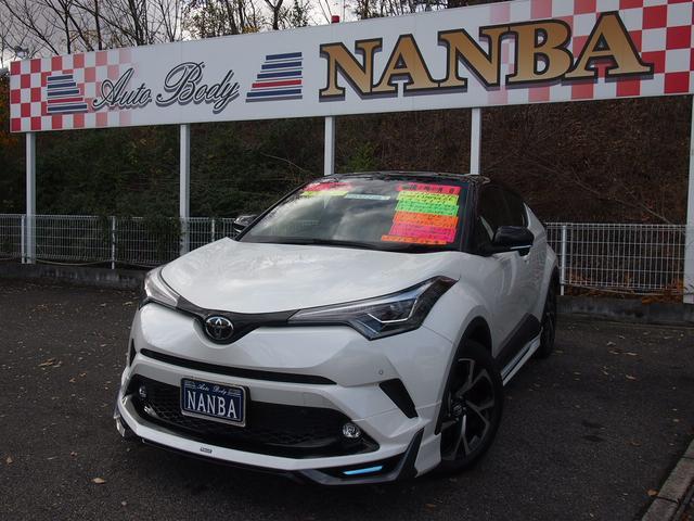 トヨタ G-T 登録済未使用車 新品9インチナビ モデリスタエアロ