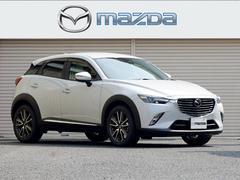CX−3XDツーリングLパッケージ 新タイヤ ワンオーナ 白革シート