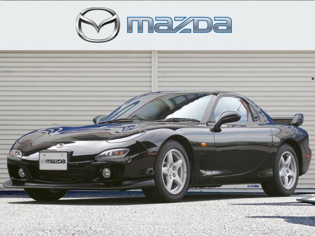 マツダ タイプR 純正17BBS 280PS ノーマル車 記録簿