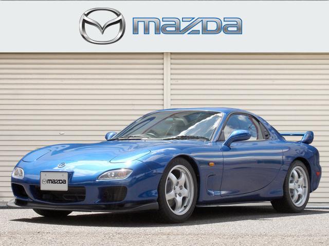 マツダ タイプR 走行13000km 後期 純正キーレス マフラ交換