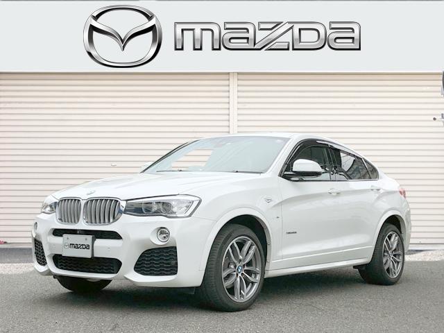 BMW xDrive 28i Mスポーツ ツインパワーターボエンジン
